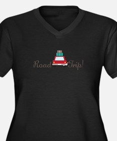 Road Trip Plus Size T-Shirt