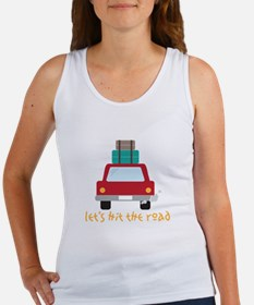 Lets hit the road Tank Top