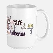 Women of Shakespeare Mug