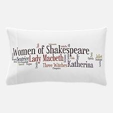 Cute Shakespeare Pillow Case