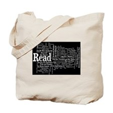 READ!  100 Best Books Tote Bag