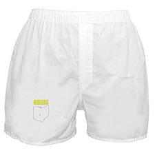 Ohio! Boxer Shorts