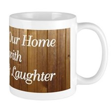 BLESS OUR HOME Mug
