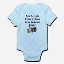 My Uncle Is A Badass Biker (Custom) Body Suit