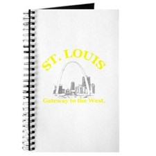 St. Louis . . . Gateway to th Journal