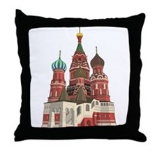 St. Basil Throw Pillow