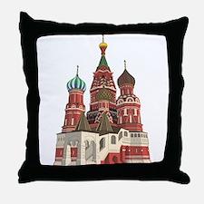 St. Basil Throw Pillow