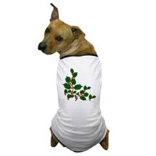 Holly Dog T-Shirt
