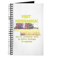 Visit Nebraska . . . You'll H Journal