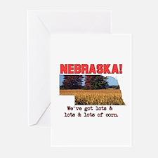 Nebraska . . . We've Got Lots Greeting Cards (Pack