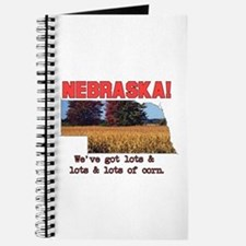 Nebraska . . . We've Got Lots Journal