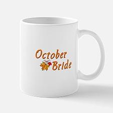 October Bride (2) Mug