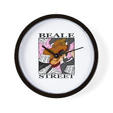 Beale Street Wall Clock