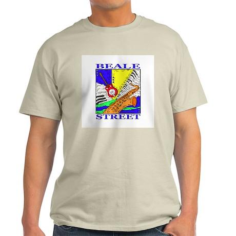 Beale Street Light T-Shirt