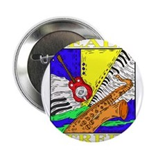 """Beale Street 2.25"""" Button (10 pack)"""