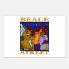 Beale Street Postcards (Package of 8)