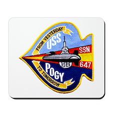 USS POGY Mousepad