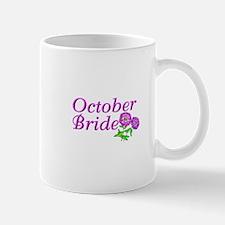 October Bride Mug
