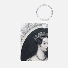 Queen Victoria as a young  Keychains