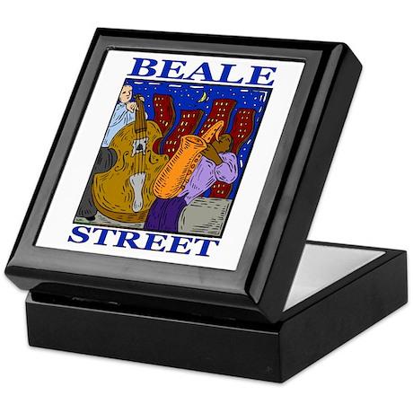 Beale Street Keepsake Box