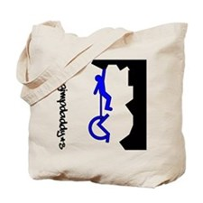 Adaptive Climbing Tote Bag