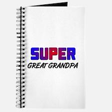 SUPER GREAT GRANDPA Journal