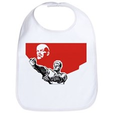 Lenin Plakat Bib