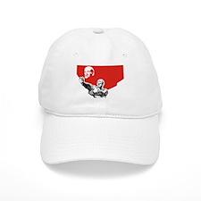 Lenin Plakat Baseball Baseball Cap
