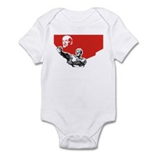 Lenin Plakat Infant Bodysuit