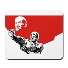 Lenin Plakat Mousepad