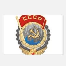 CCCP Orden Postcards (Package of 8)