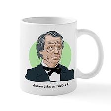 Andrew Johnson Gift Mug