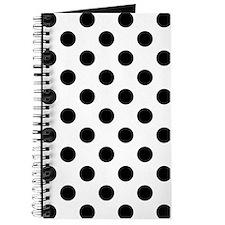 Cute Polka dot Journal