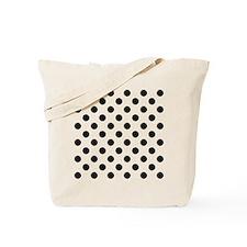 Unique Polka dots Tote Bag