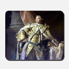 William III of Orange ENGLAND. Mousepad