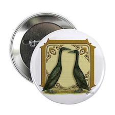Black Runner Pair Button