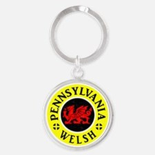 Pennsylvania Welsh American Keychains