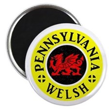 Pennsylvania Welsh American Magnets