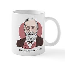 Benjamin Harrison Gift Mug
