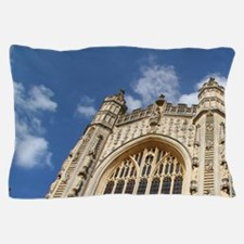 Bath, England. The beautiful Bath Abbe Pillow Case