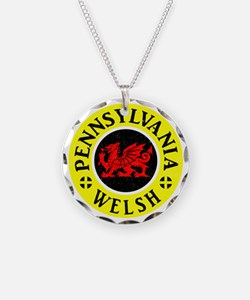 Pennsylvania Welsh American Necklace