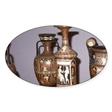 Greek Colonial Vases. Southern Ital Decal