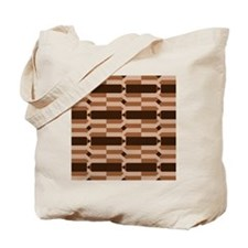 Chocolate Bars Tote Bag