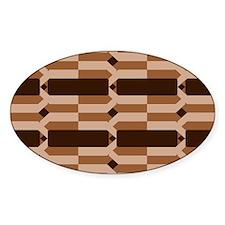 Chocolate Bars Decal