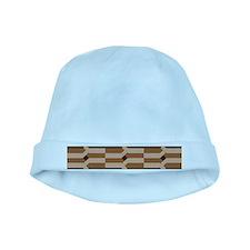 Unique Patterns baby hat