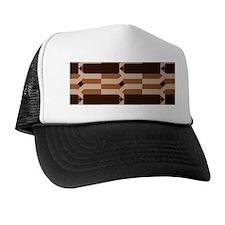 Funny Weaving Trucker Hat