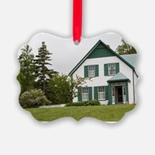 Cavendish. Anne of Green Gables h Ornament