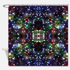 Cute Radiation Shower Curtain