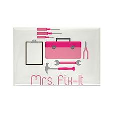 Mrs. Fix -it Magnets