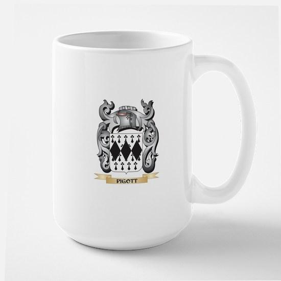Pigott Coat of Arms - Family Crest Mugs